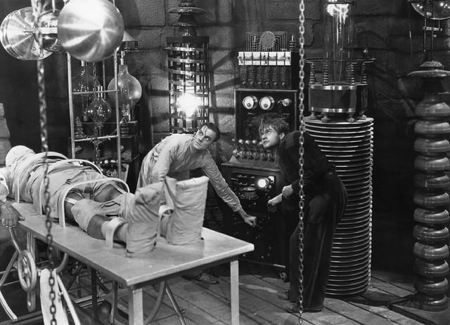 Frankenstein twm1340 on VisualHunt.com : CC BY-SA